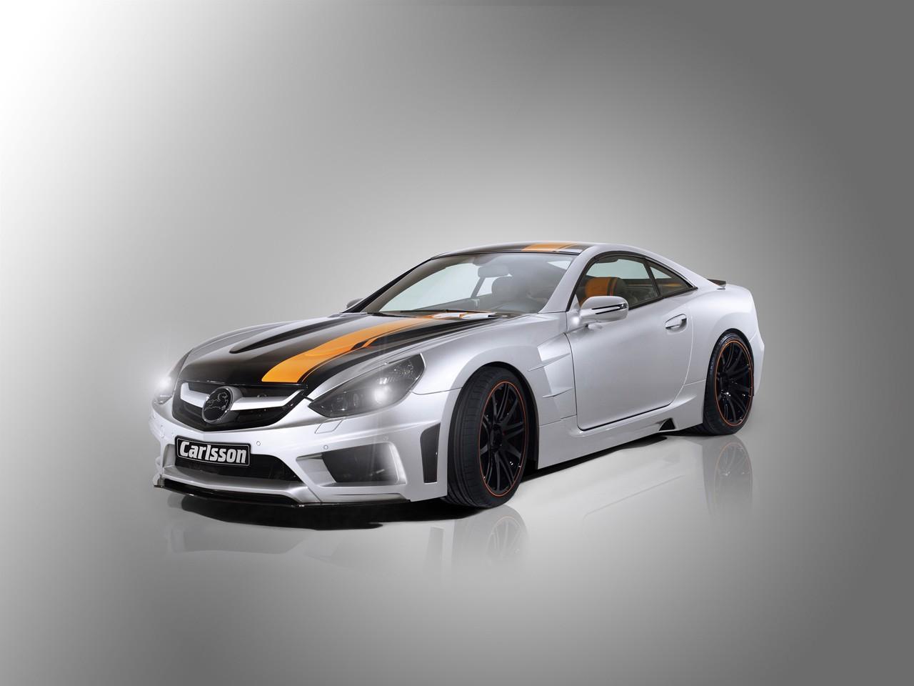 2010 Carlsson Mercedes C25