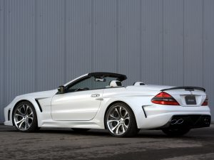 2010 Fab Design - Mercedes SL Ultimate R230