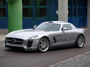 2010 Fab Design - Mercedes SLS AMG