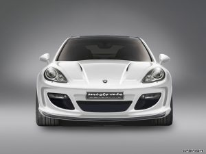 2010 Gemballa - Porsche Panamera Mistrale