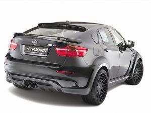 2010 Hamann - Bmw X6 Tycoon Evo M