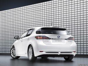 2010 Lexus CT 200h Hybride