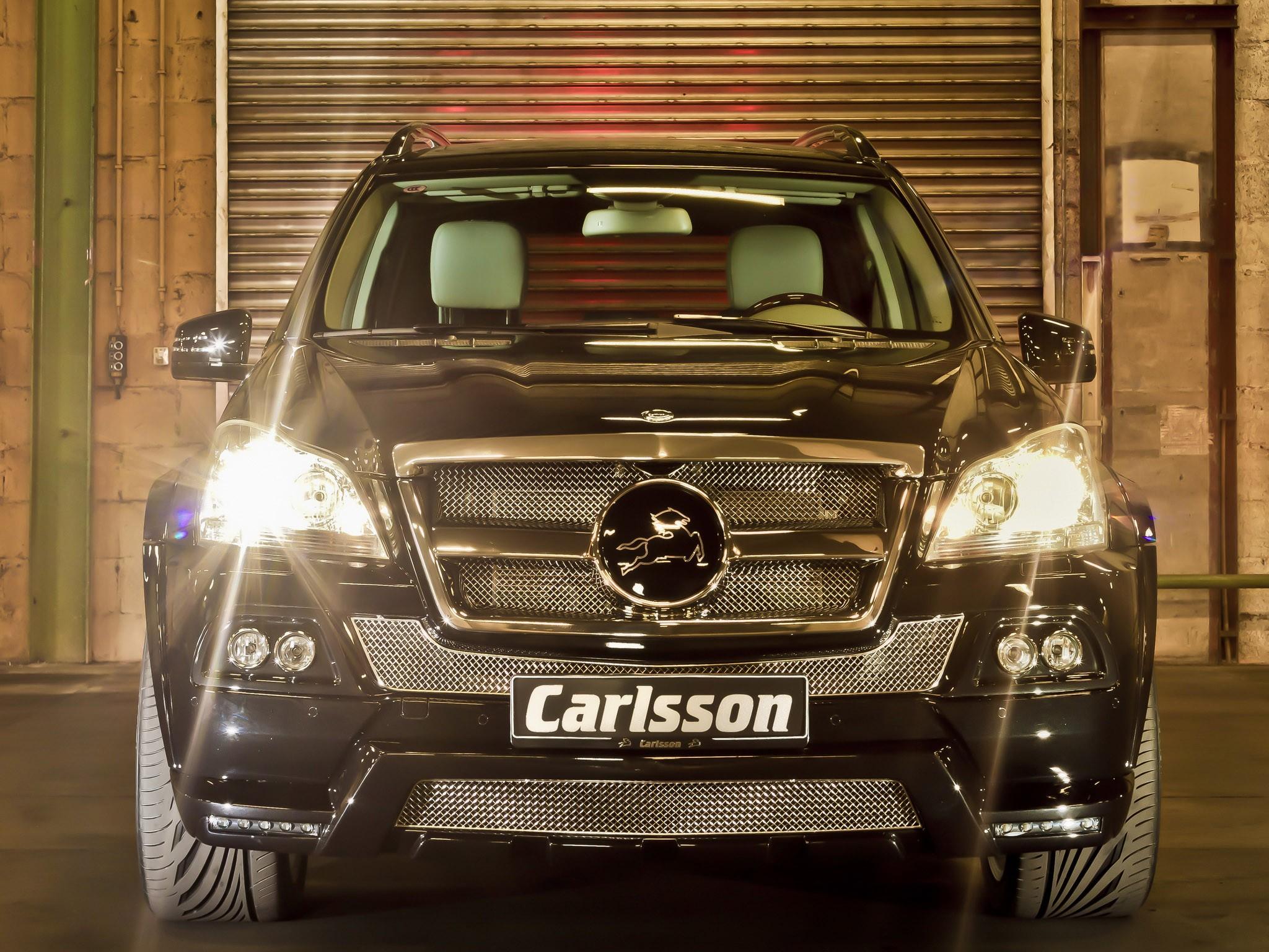 2011 Carlsson Mercedes GL CGL45