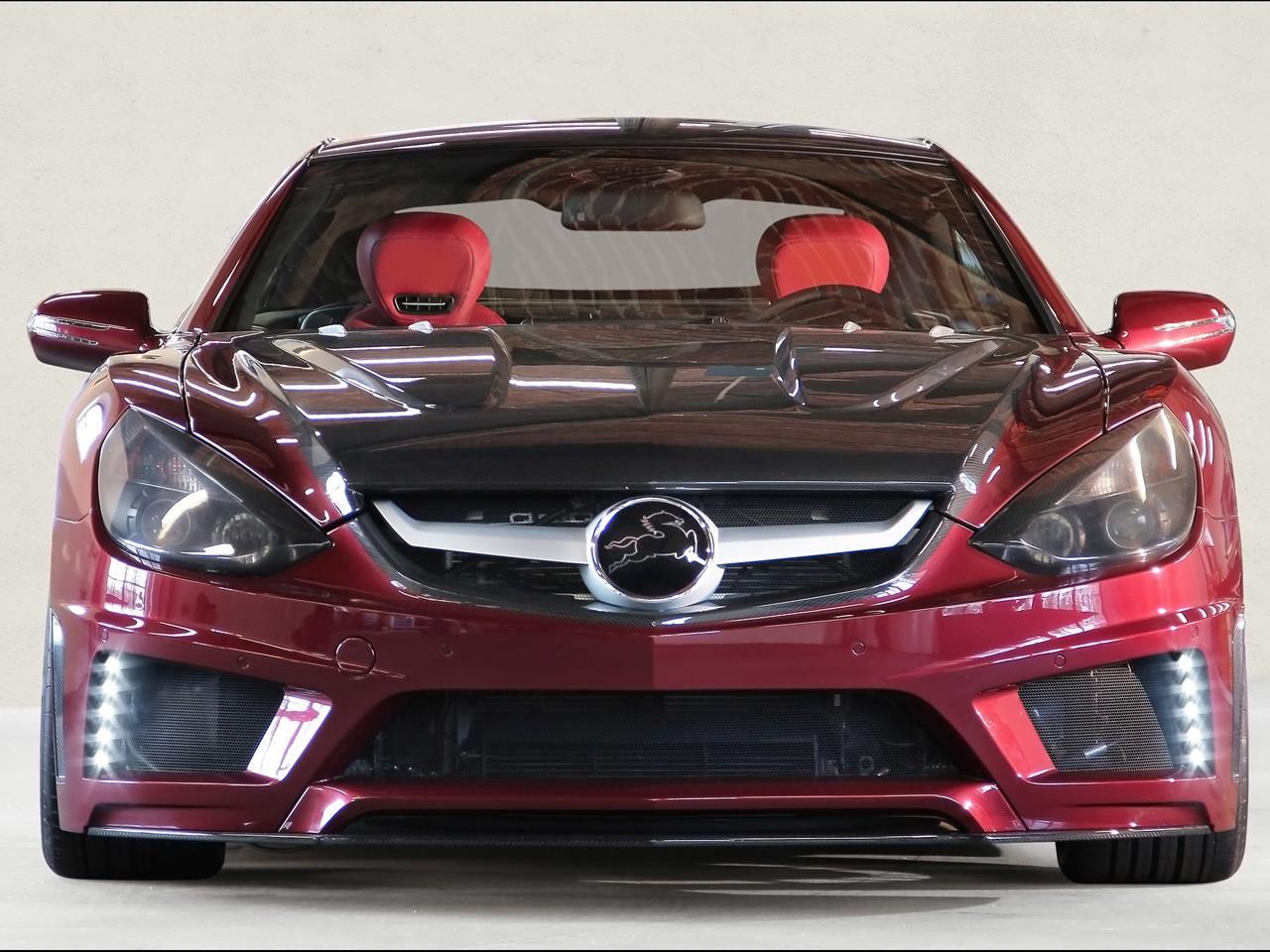 2011 Carlsson Super GT C25 Royale Dashboard