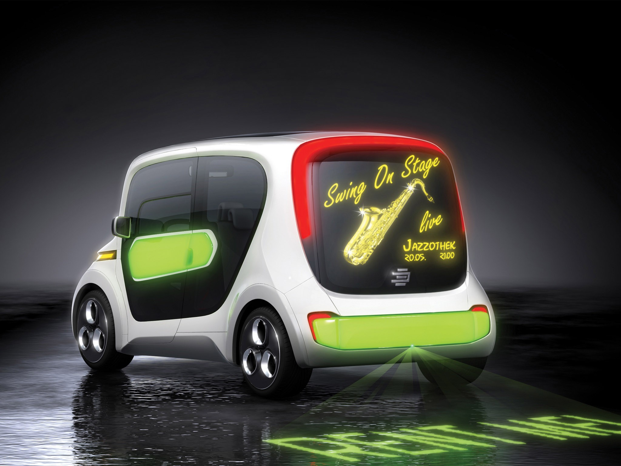 2011 Edag Light Car Sharing Concept