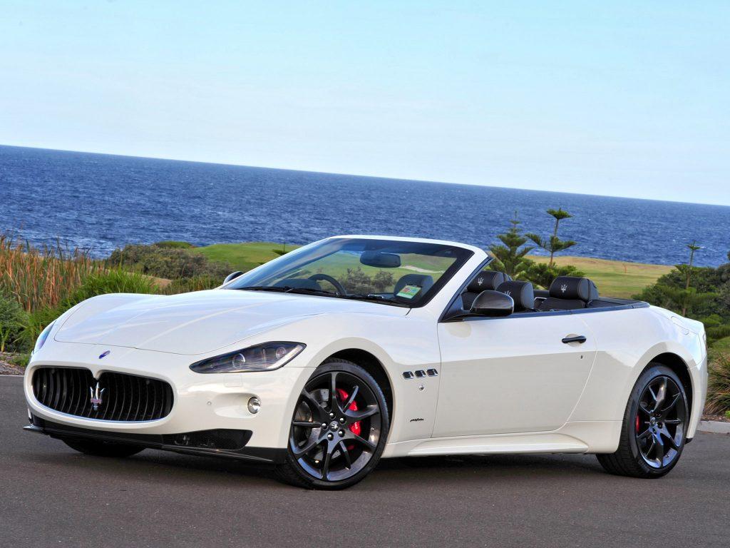2011 Maserati Grancabrio Sport AU