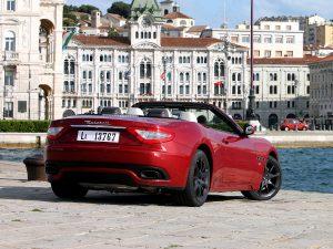 Maserati Grancabrio Sport 2011