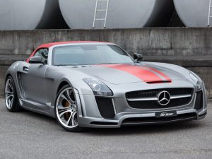 2012 Fab Design - Mercedes SLS 63 AMG Roadster Jetstream R197