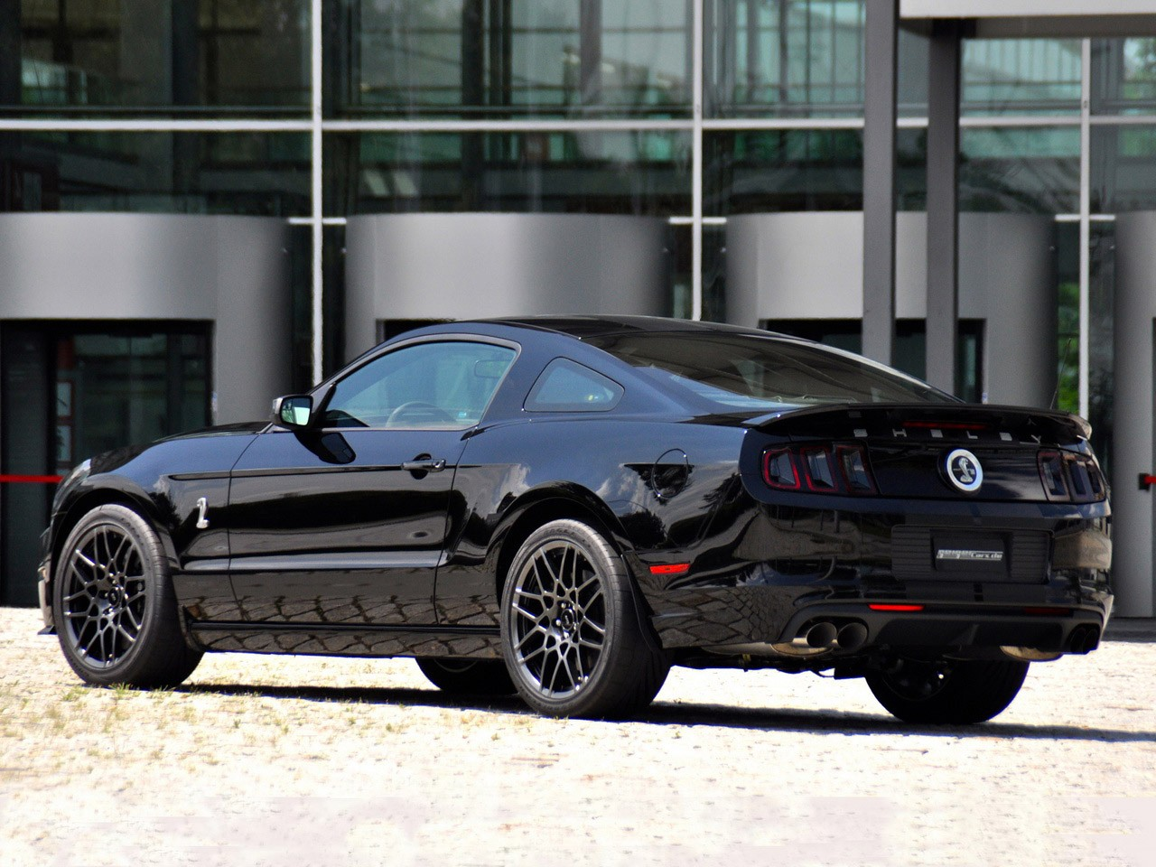 2012 Geigercars - Ford Mustang Shelby GT500