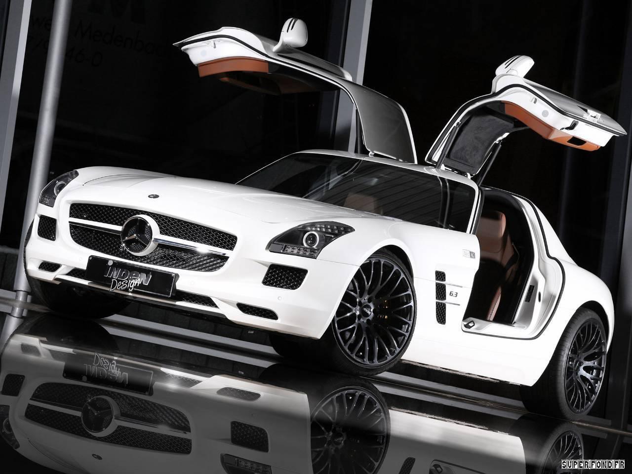 2012 Inden Design - Mercedes SLS AMG