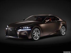 2012 Lexus LF-CC Concept