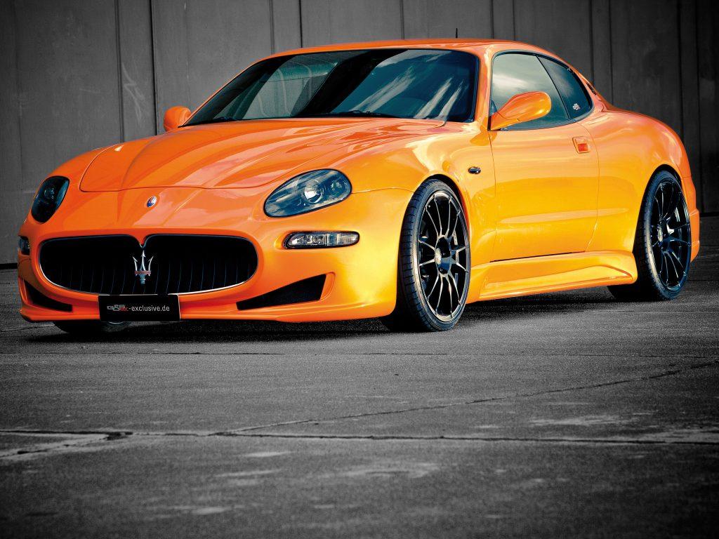 2012 Maserati 4200 evo dynamic trident par G&S Exclusive