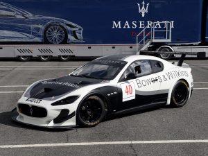 2012 Maserati Granturismo MC Trofeo
