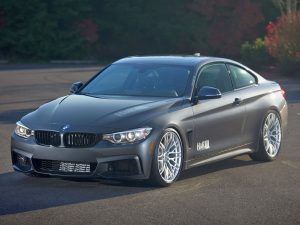 2013 H&R - Bmw 4 Series 428i M Sport Coupe