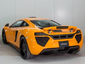 2013 Fab Design - Mclaren MP4 12C Chimera
