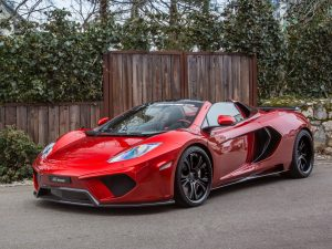2013 Fab Design - Mclaren MP4 12C Spider Terso