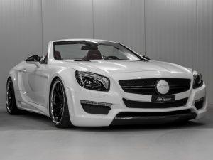 2013 Fab Design - Mercedes SL63 AMG Bayard R231