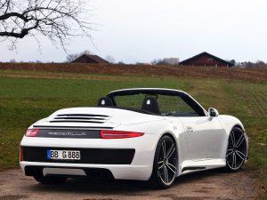 2013 Gemballa - Porsche 911 GT Cabrio
