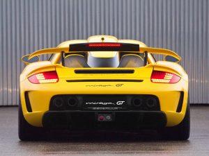 2013 Gemballa - Porsche Carrera Mirage GT Black Edition 980