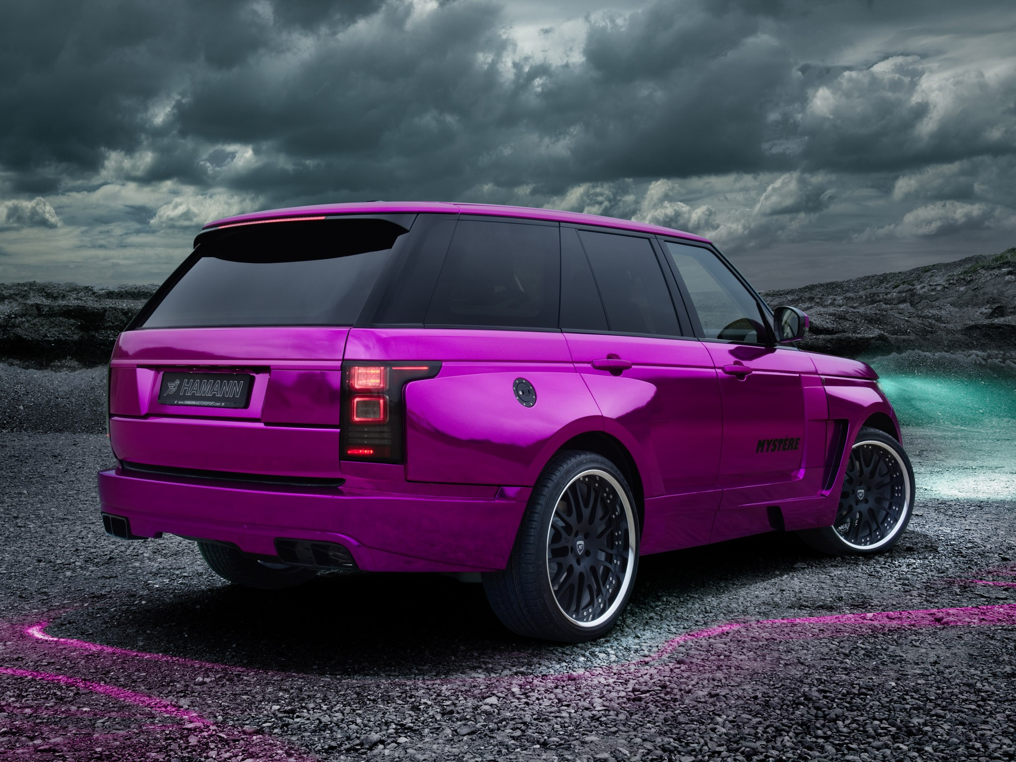 2013 Hamann - Range Rover Mystere