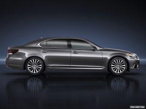 Lexus LS 600h EU 2013
