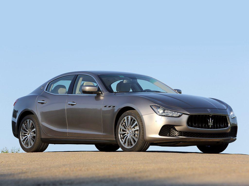 2013 Maserati Ghibli NQ