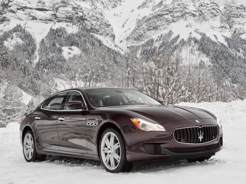 2013 Maserati Quattroporte Q4