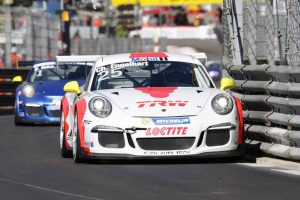 2013 Porsche Supercup - Monaco - Christian Engelhart