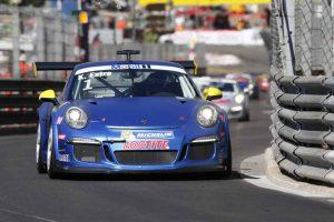 2013 Porsche Supercup - Monaco - Kevin Estre