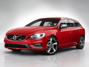 2013 Volvo V60 R-Design
