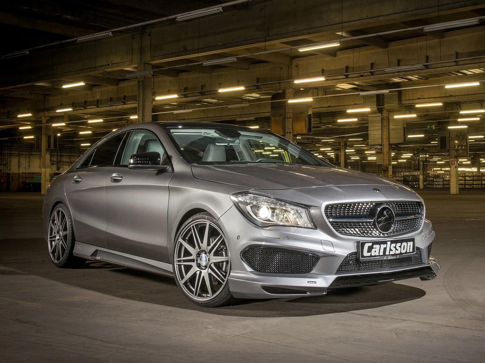 Mercedes CLA CCA 20 C117 (2014) - Carlsson
