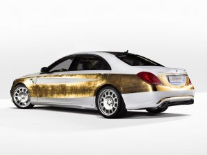 2014 Carlsson Mercedes S Klasse CS50 Versailles W222