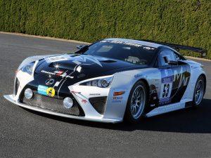 Lexus LFA Code X 24 Hour Nurburgring Gazoo Racing 2014