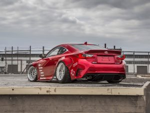 2014 Lexus RC 350 F-Sport - Gordon Ting