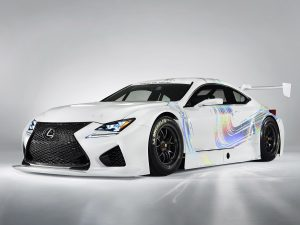 2014 Lexus RC-F GT3 Concept