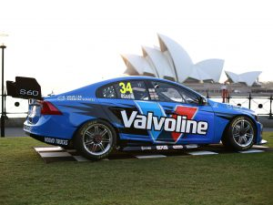 2014 Volvo S60 V8 Supercars