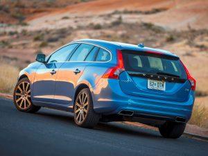 2014 Volvo V60 T5 USA