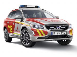 2014 Volvo XC60 Feuerwehr