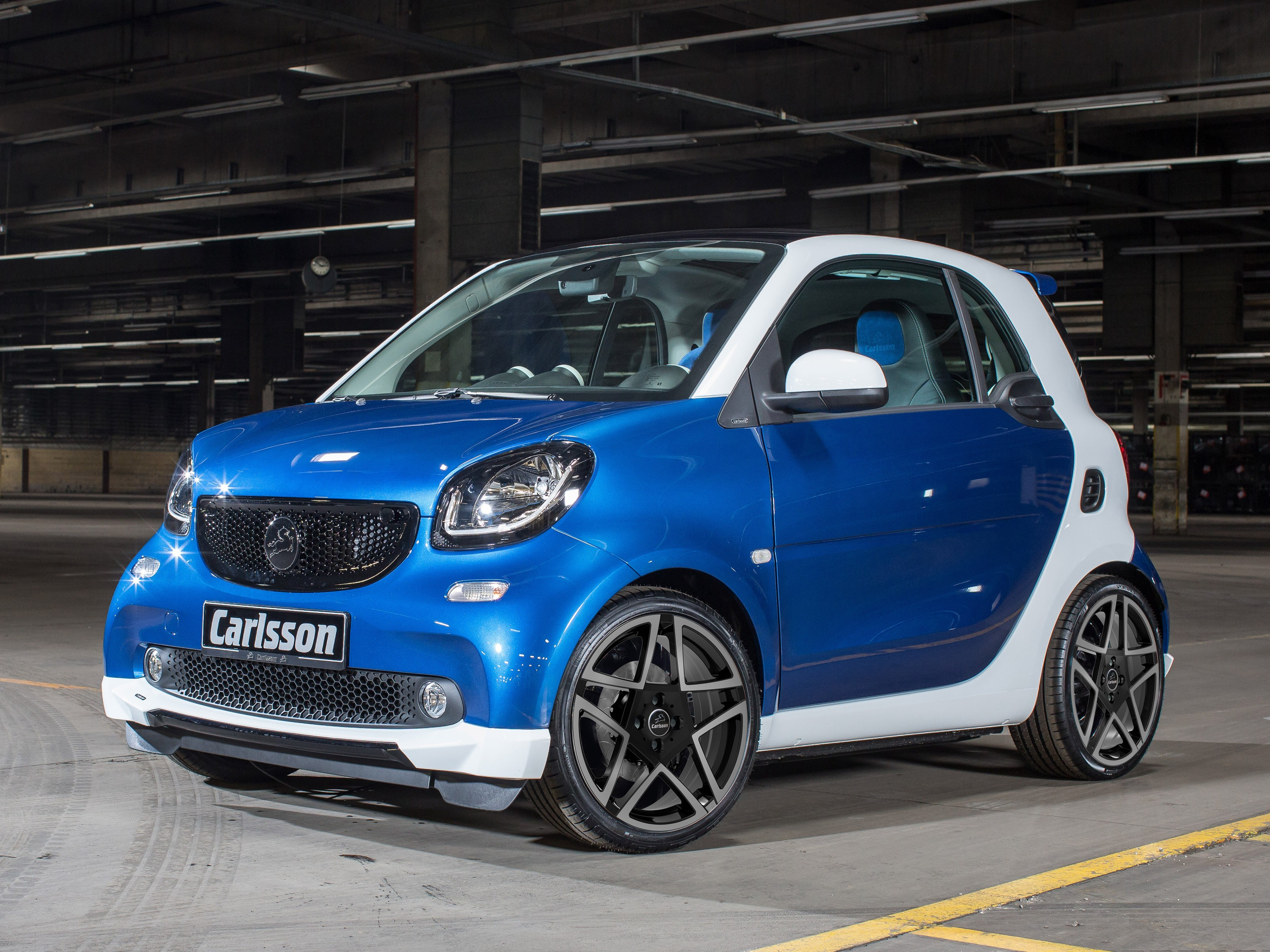 2015 Carlsson - Smart Fortwo CK10 C453