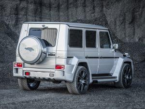 Fab Design - Mercedes G Klasse W463 2015