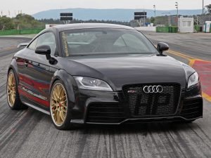 2015 HPerformance - Audi TT-RS Black Hawk