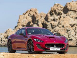 2015 Maserati GT MC Stradale Centennial Edition