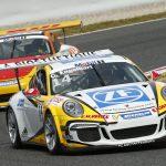 2015 Porsche Supercup - Barcelona - Christian Engelhart