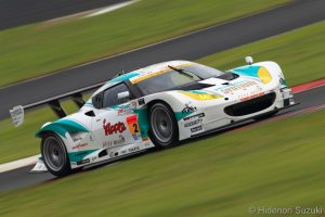 2015 Super GT300 - Lotus Evora