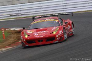 2015 Super GT300 - Ferrari 458 Italia GT3