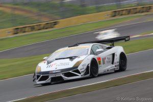 2015 Super GT300 - Lamborghini Gallardo GT3