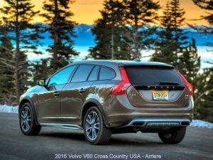 2015 Volvo V60 Cross Country USA