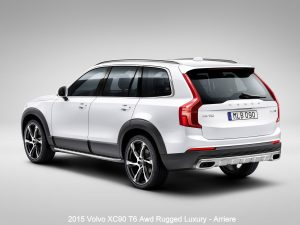 2015 Volvo XC90 T6 AWD Rugged Luxury