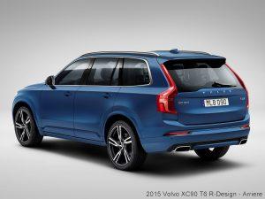 Volvo XC90 T6 R Design 2015