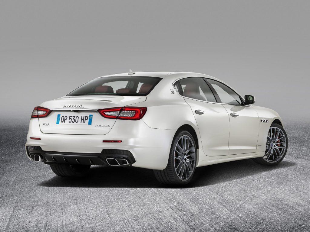 2016 Maserati Quattroporte GTS GranSport